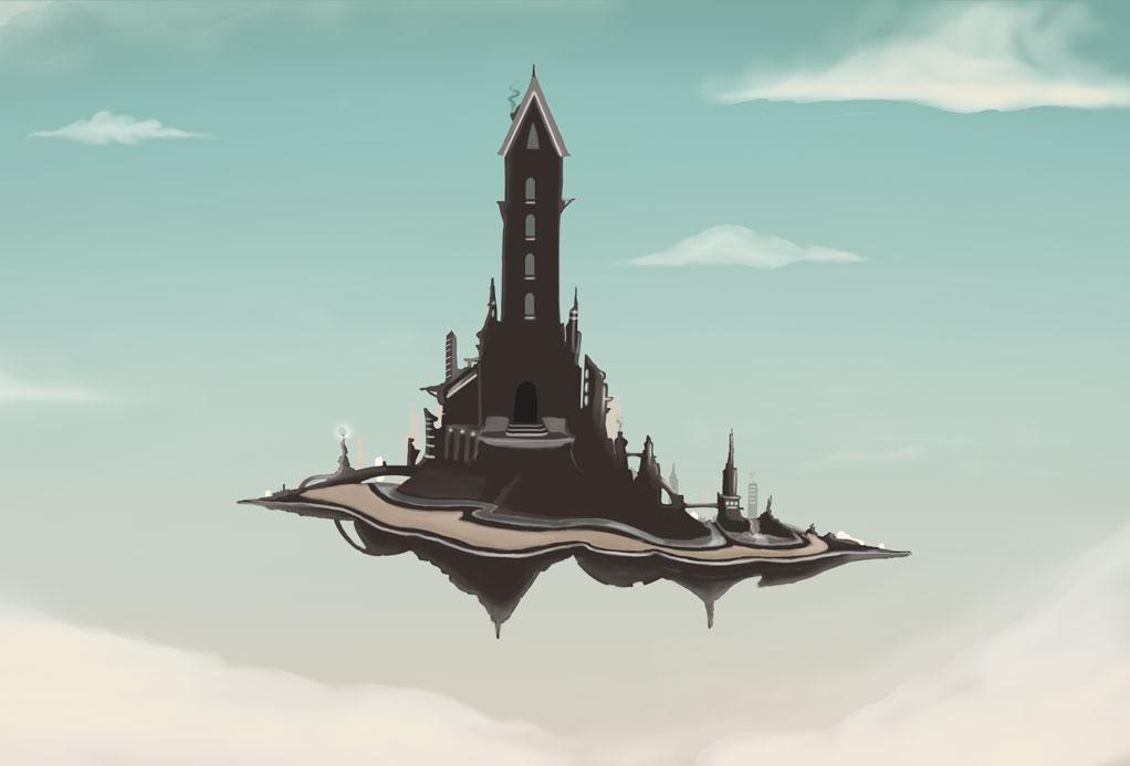 Castle WIP