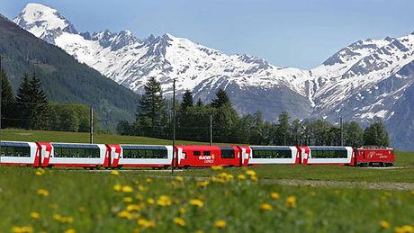 Glacier & Bernina Express