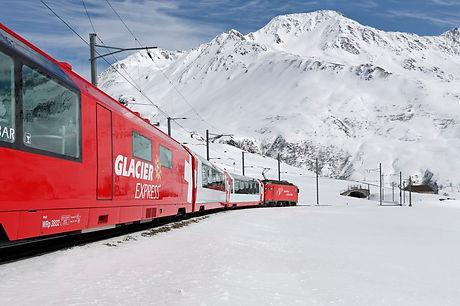 Glacier Express Luxury Tour