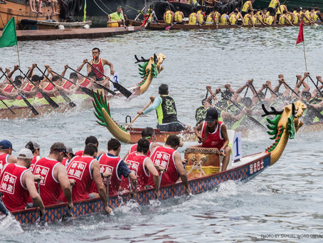 The Dragon Boat Festival: 2,000 years of tradition