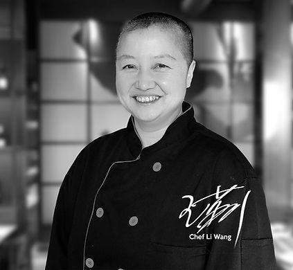 Chef Li Wang