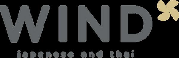 Wind Japanese & Thai logo