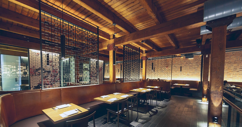 Interior Photo of Ma Chinese Cuisine