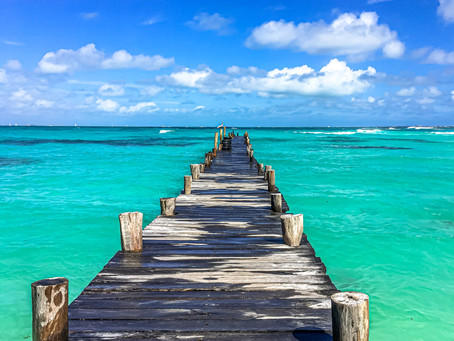 Cancún or Texas?  Cancún ou le Texas ?