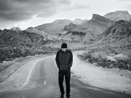 He ends his dry spell / Il achève sa traversée du désert