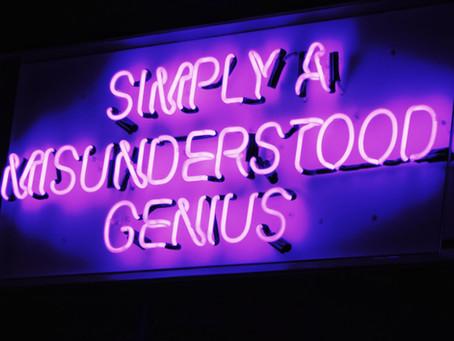 A genius lies dormant in all of us /       En chacun de nous sommeille un génie