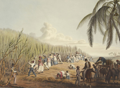 Juneteenth /                                       Le 19 juin 1865