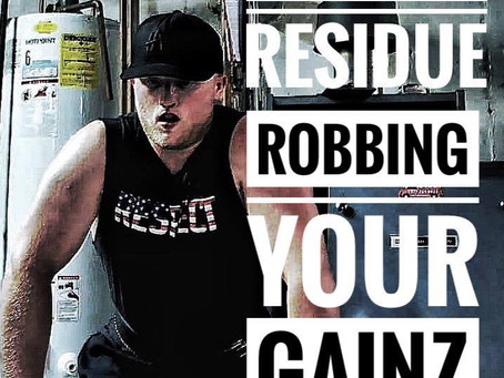 Emotional Residue: Robbing your Gains
