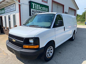 2012 Chevrolet Express AWD