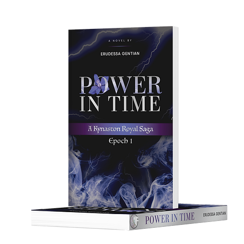 Preorder Power In Time - Paperback
