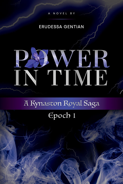 Power In Time - eBook