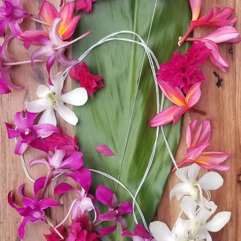 Lei making kit