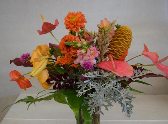medium autumn arrangement