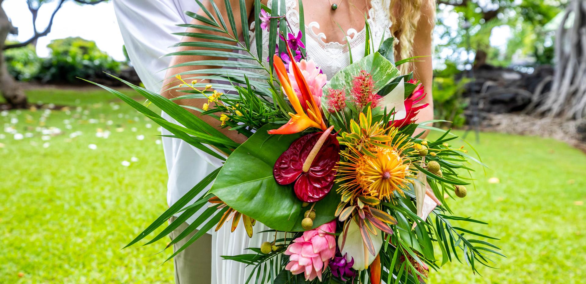 Sheraton Kona Weddings