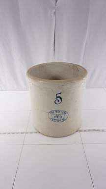 5 Gallons Crock Mfg By The Western Pottery Co