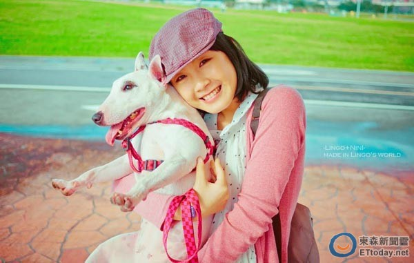 新聞報導: 演藝才女耿汶為流浪動物攝影 邀藝人秀毛孩美照做公益