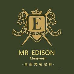 Mr. Edison bespoke suit 手工訂製西服