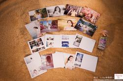 雙面排版高質感明信片  (自已收藏或在節日寄給親朋好友)