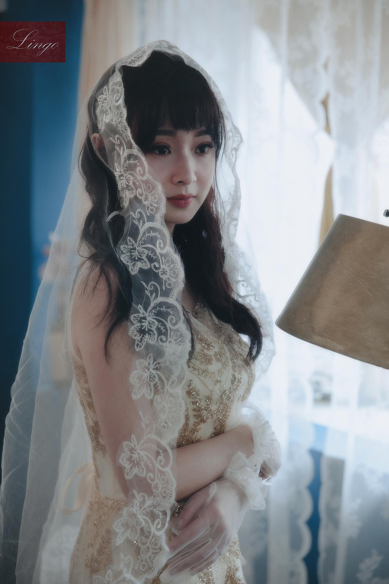 Lingo image_個人閨蜜婚紗7