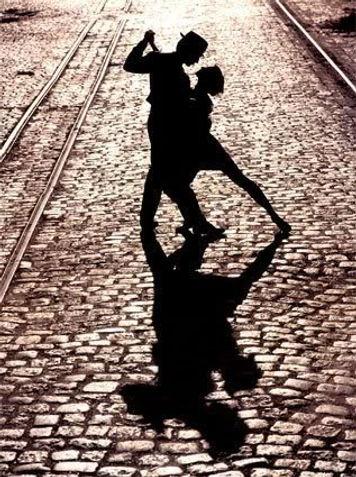 Dança de Salão - Tango com Elegancia