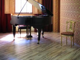 Sala de Aula de Dança de Salão