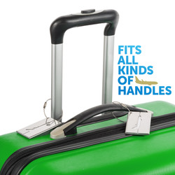 Luggage tags, id tags, travel tags C