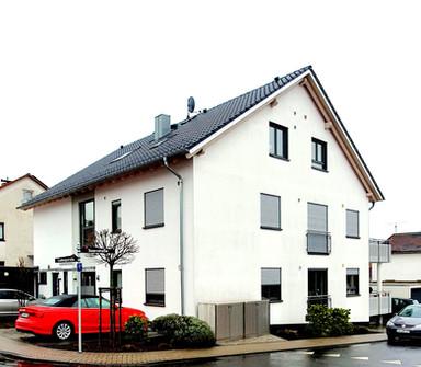 Mehrfamilien Wohnhaus