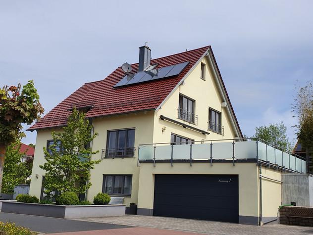 Einfamilien Wohnhaus