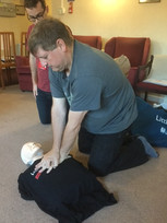 First Aid Training - Red Cross