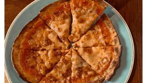 ¡Pizza express al sartén!