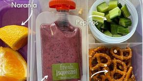 ¡Ideas de Lunch Delicioso!