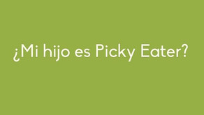 ¿Cómo saber si mi hijo es Picky Eater?