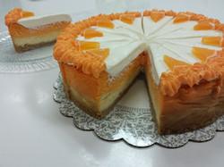Orange Chiffon