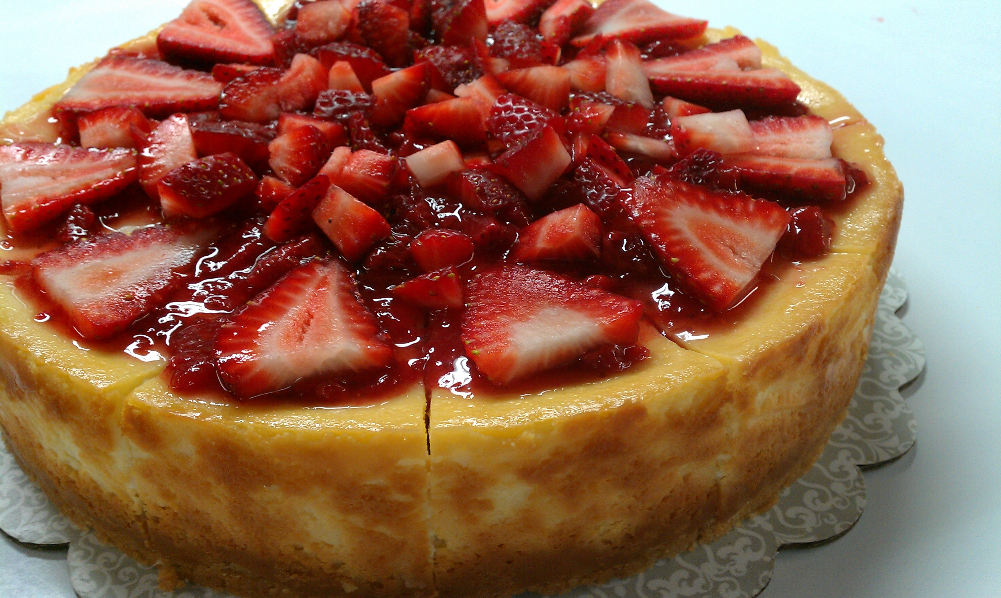 Original & Strawberry