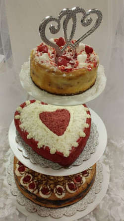 3 Tier with a Heart