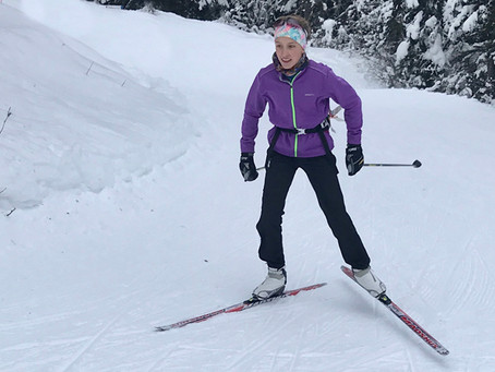 The History of Skate Skiing