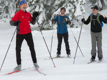 Skiing Fosters Family Values & Life Skills