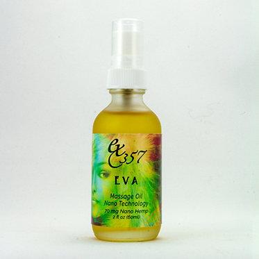 Eva Massage Oil w/ Nano Hemp - Ultra Hydrating Massage Oil Blend