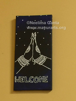 Welcome Hands
