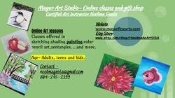 Mayur Art Studio- Online classe
