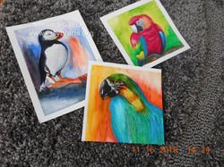 Birds Art prints with frame