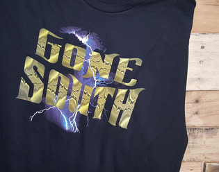 Gone South Band Tees