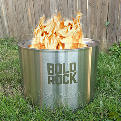 Armory Print Works - Bold Rock SoloStove