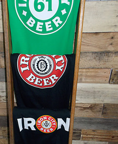 Iron City Beer Tees