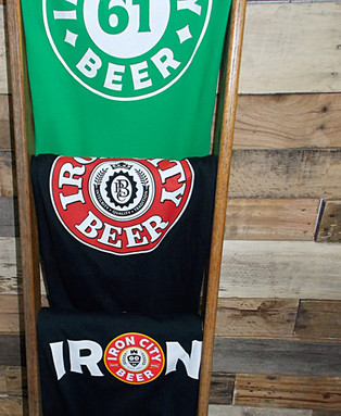 Iron City Beer Tees