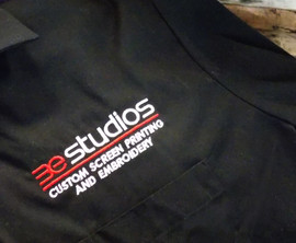 3E Studios Work Shirt