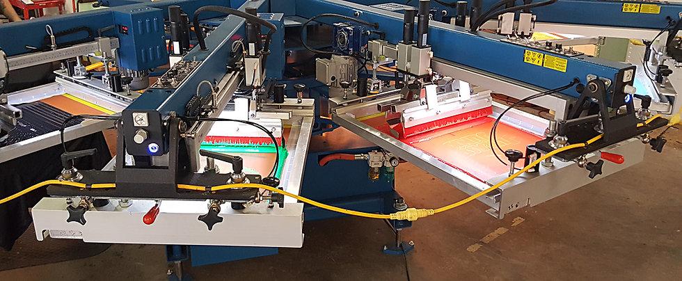 Armory Print Works - Screen Printing ban