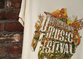 Deutschtown Music Festival Tee