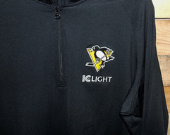 IC Light Penguins Quarter-Zip