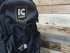 IC Light North Face Backpack